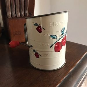 Other - Antique Flour Sifter